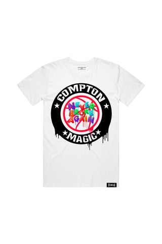 Compton Magic Drippin' - White