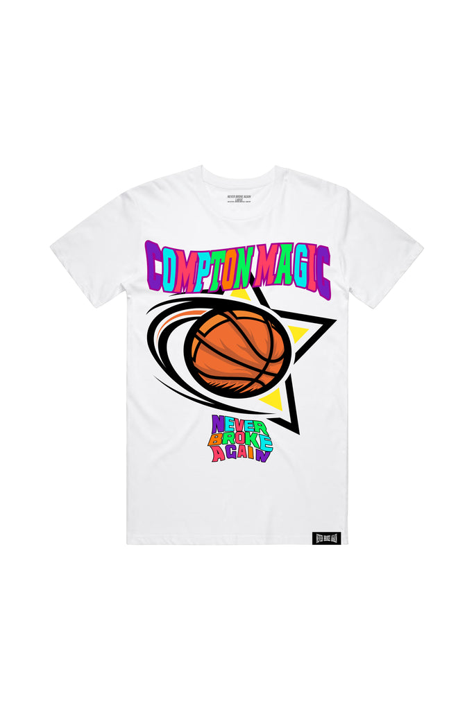 Compton Magic All Star - White
