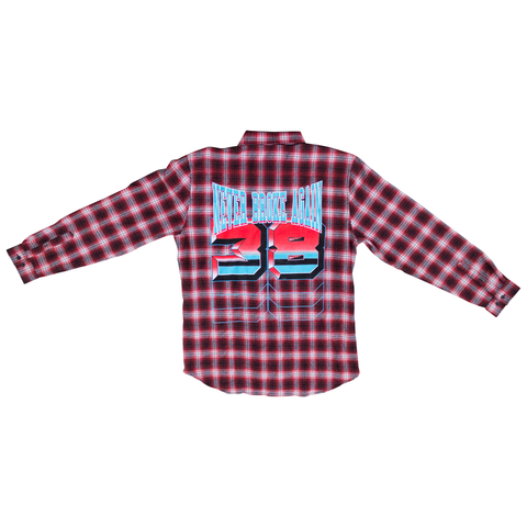 38 Lightning Flannel
