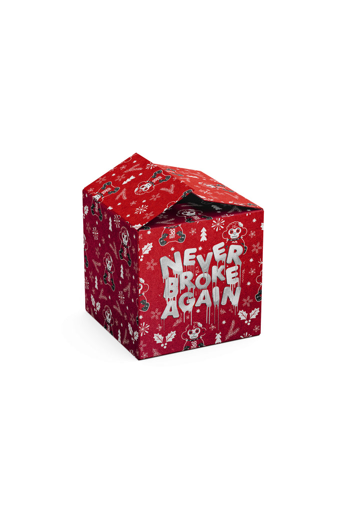 Kids Mystery Box Red $100