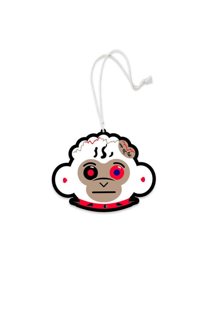 4KT 38 Baby Monkey Head Air Freshener