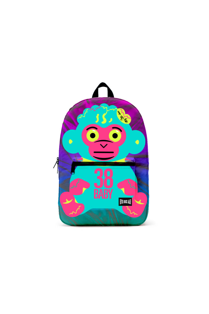 38 Baby Backpack - Blue