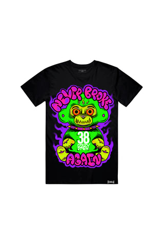 Graffiti Monkey - Black