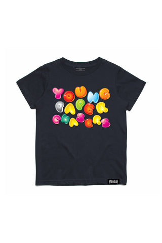 YPC Kids T-Shirt - Black