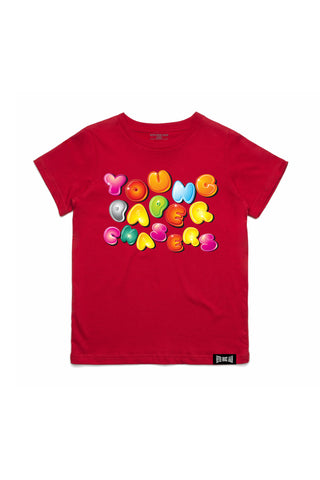 YPC Kids T-Shirt - Red