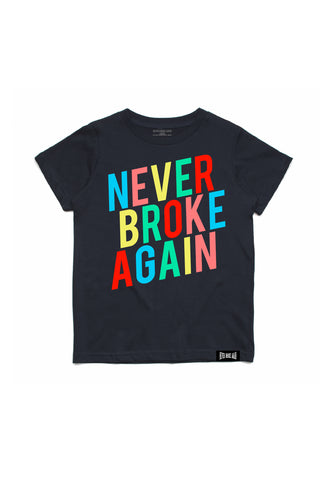 Colors Kids T-Shirt - Black