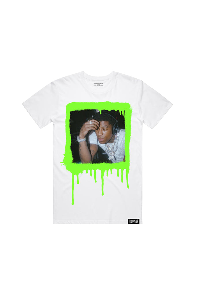 YB Slime T-Shirt - White