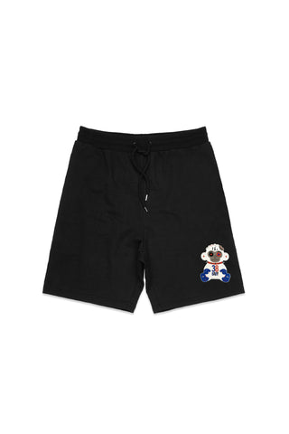 38 Baby 4KT Patch Short - Black