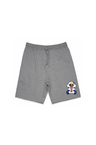 38 Baby 4KT Patch Short - Grey