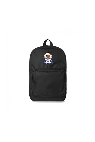 38 Baby 4KT Patch Backpack - Black