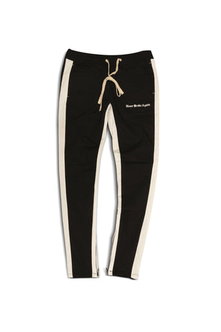 OE NBA TRACK PANT - Black/White