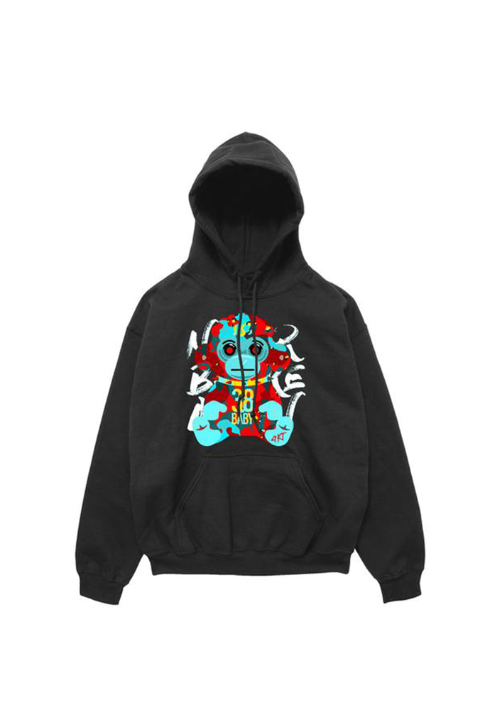 Hell Monkey Hoody - Black