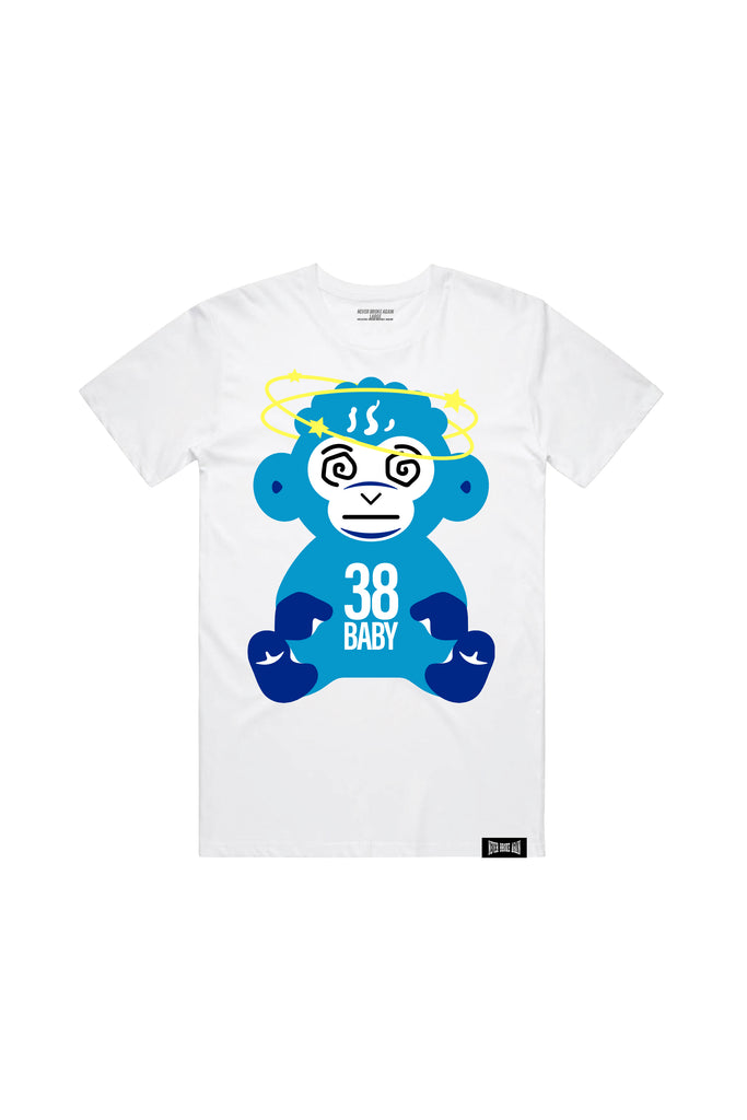 Dazed Monkey T-Shirt - White