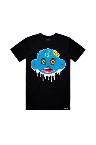 Iced Out T-Shirt - Black