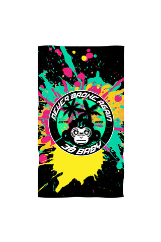 Paradise Towel - Black