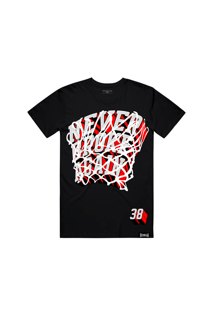 Swish T-Shirt - Black