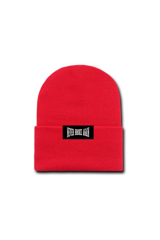 Never Broke Again Beanie - Red