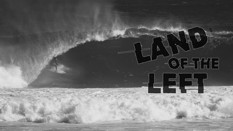 CY COX || LAND OF THE LEFT