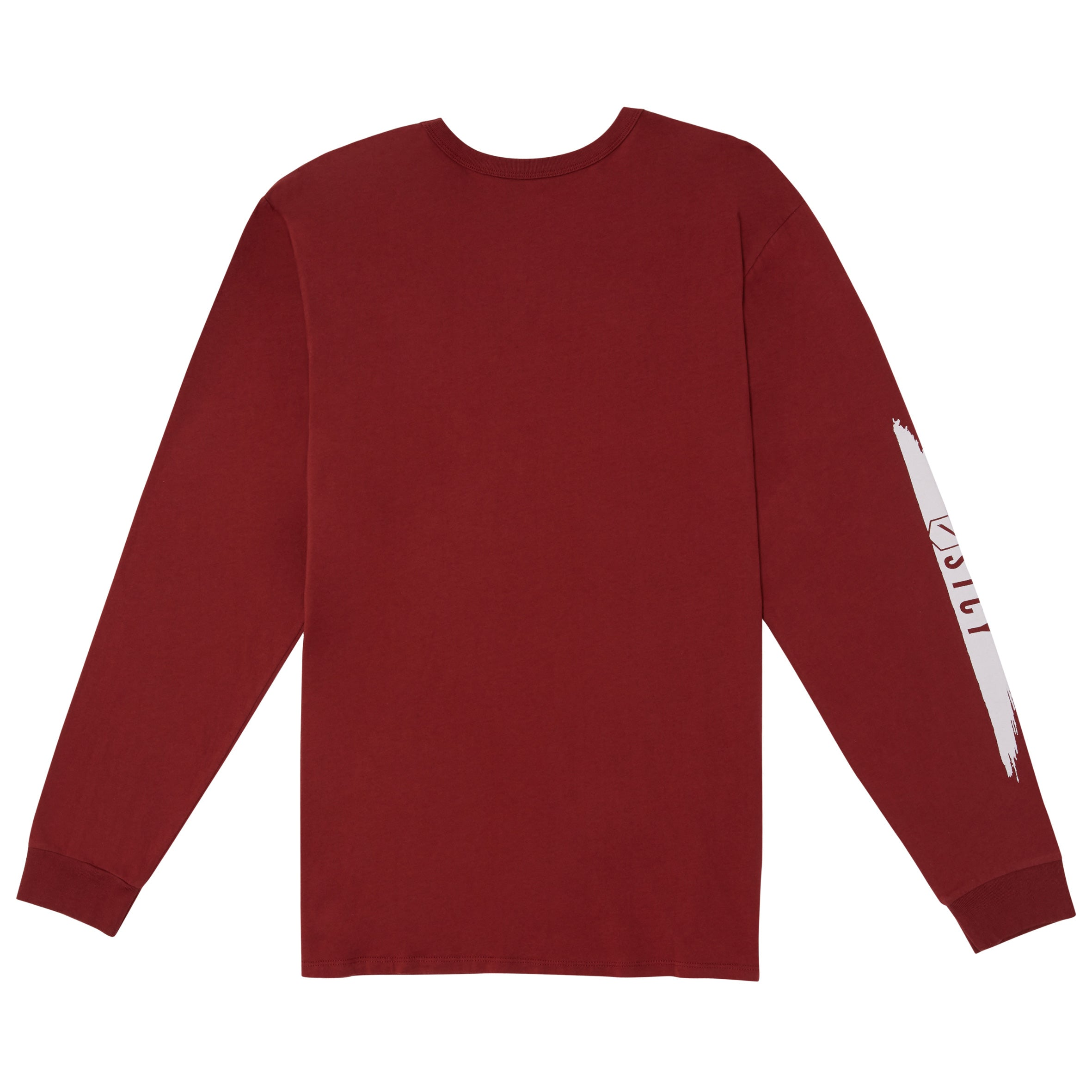 SLASH 2 LONG SLEEVE TEE - WINE