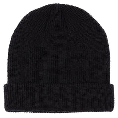 SEA DOG BEANIE - BLACK