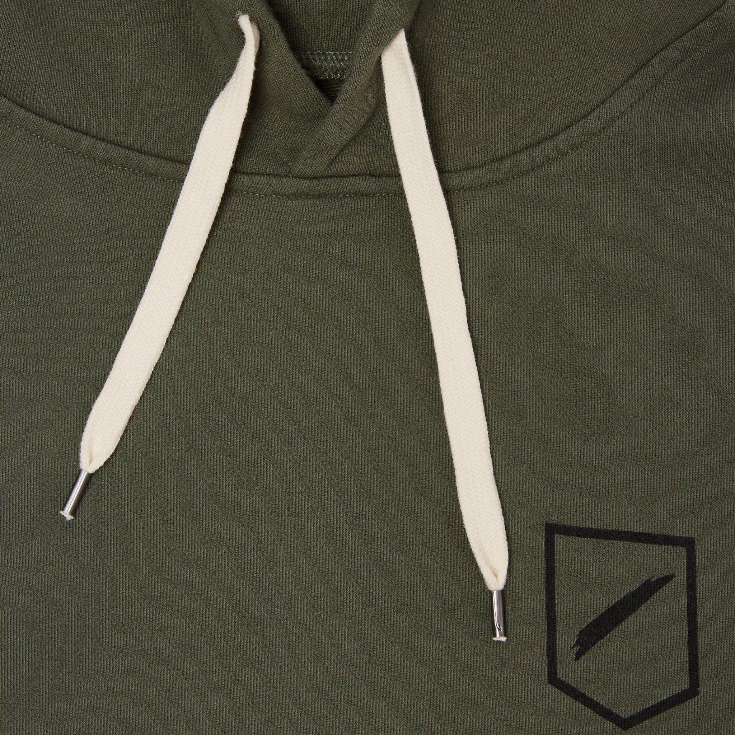TEAM COVER UP HOODED FLEECE