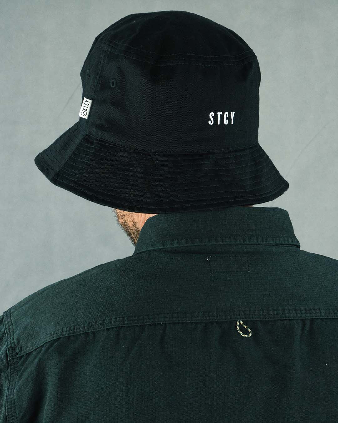 KFC BUCKET HAT - BLACK