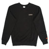 LOGO CREW FLEECE