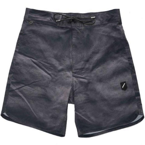 "FOUNDATION DESTROYED 17"" BOARDSHORT - BLACK"