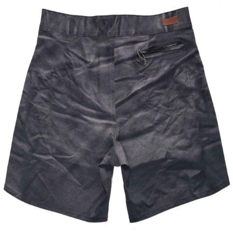"FOUNDATION DESTROYED 19"" BOARDSHORT - BLACK"