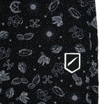 TATTOO BOARDSHORT 17""