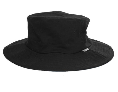 THE MICK BUSH HAT - BLACK