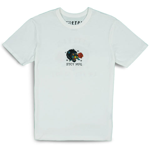KOTS PANTHER TEE - OFF WHITE