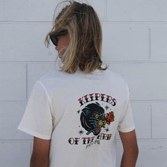 KEEPERS PANTHER TEE