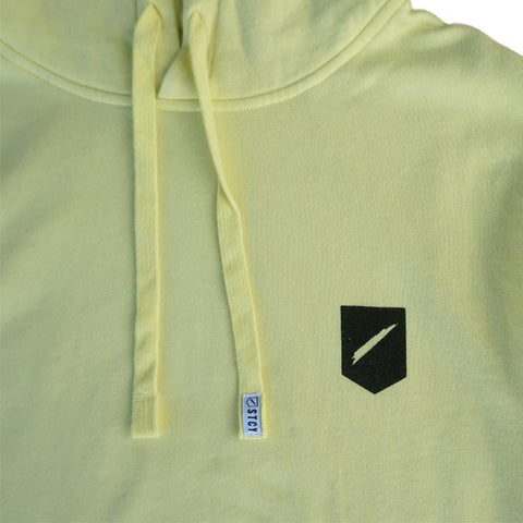 SLASH 2 HOODIE YOUTH - PALE YELLOW