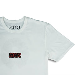 SKULL RIDERS TEE - OFF WHITE