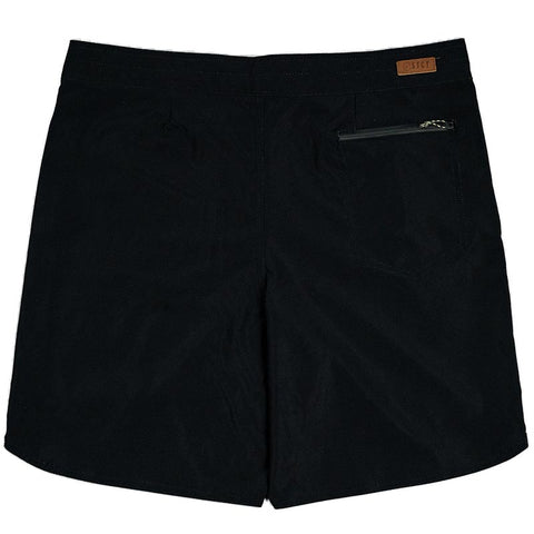 "FOUNDATION TEAM BOARD SHORT 19"" - BLACK"