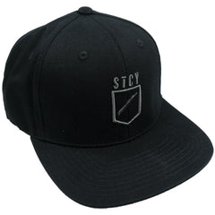 TEAM SNAP BACK - BLACK