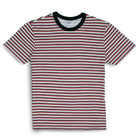 UNION STRIPE TEE
