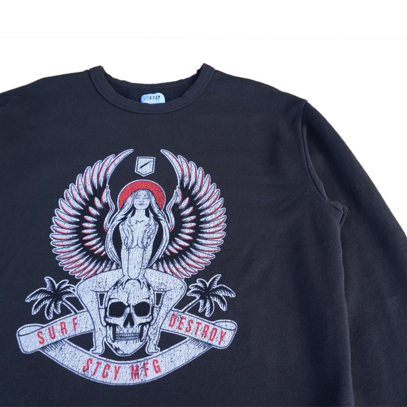 WILD RIDE CREW FLEECE
