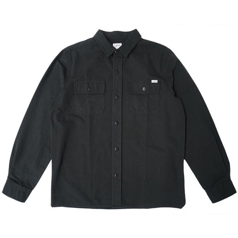 WORKMAN SHIRT - BLACK