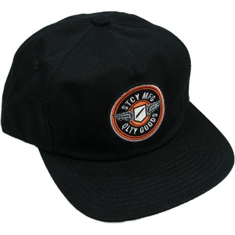 WINGER CAP - BLACK