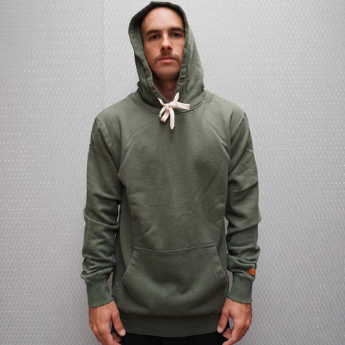 COVER UP HOODED FLEECE