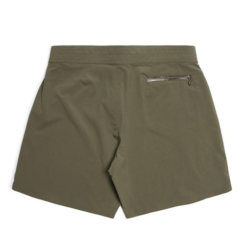 "Stacey Foundation 19"" Boardshort - Army"