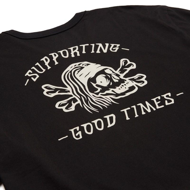 Stacey Good Bones Tee - Black