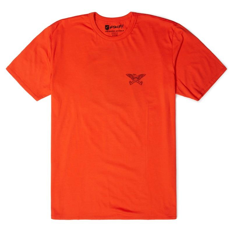 Stacey Pedro Scallawag Tee - Washed Red