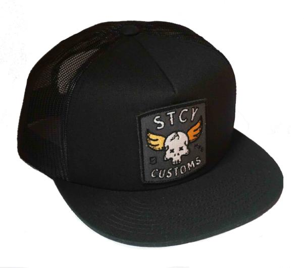 WINGS OF DEATH TRUCKER