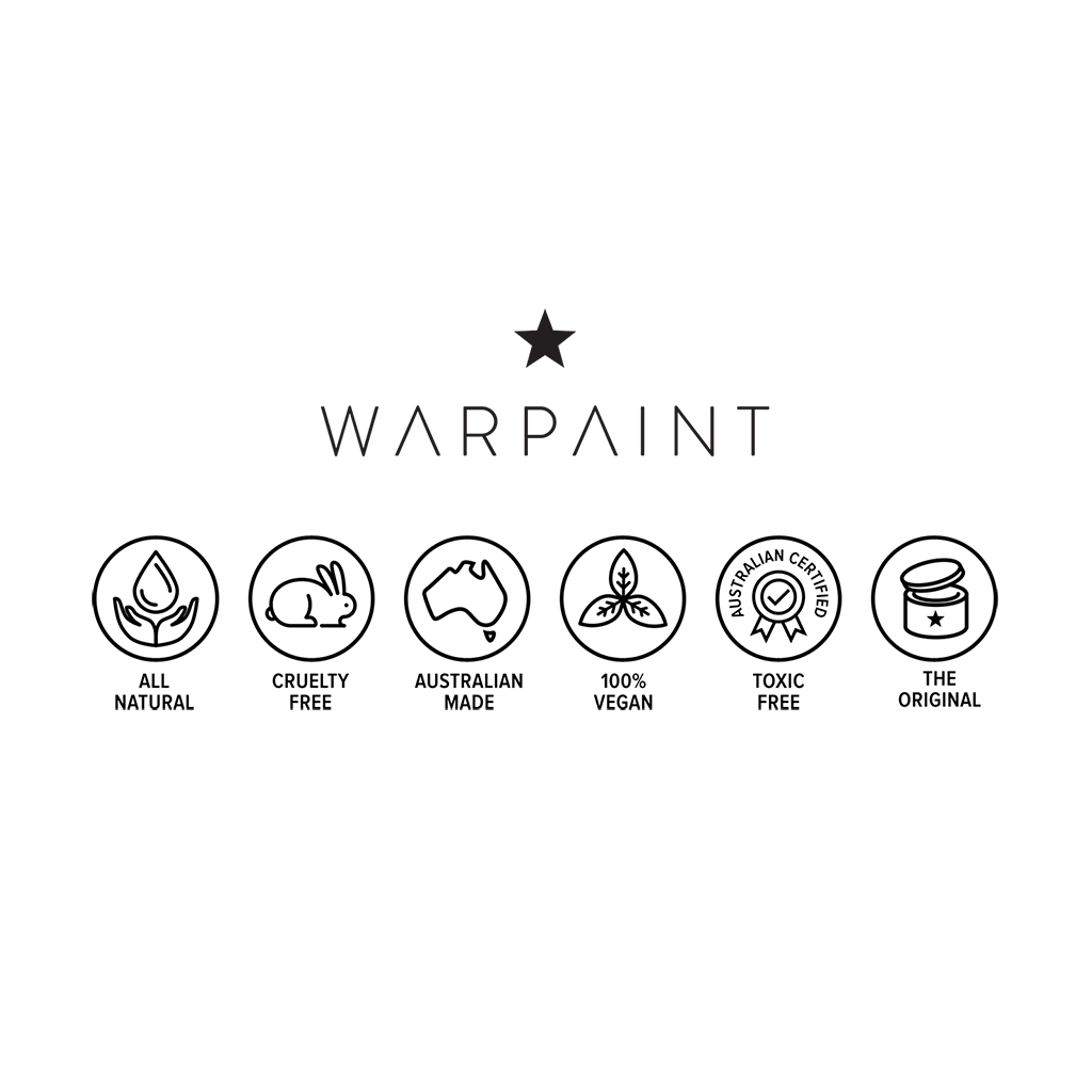 Warpaint Natural Teeth Whitener The Naturalist You