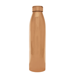 Ayurvedic Copper Bottle - Earth 950ml The Naturalist You