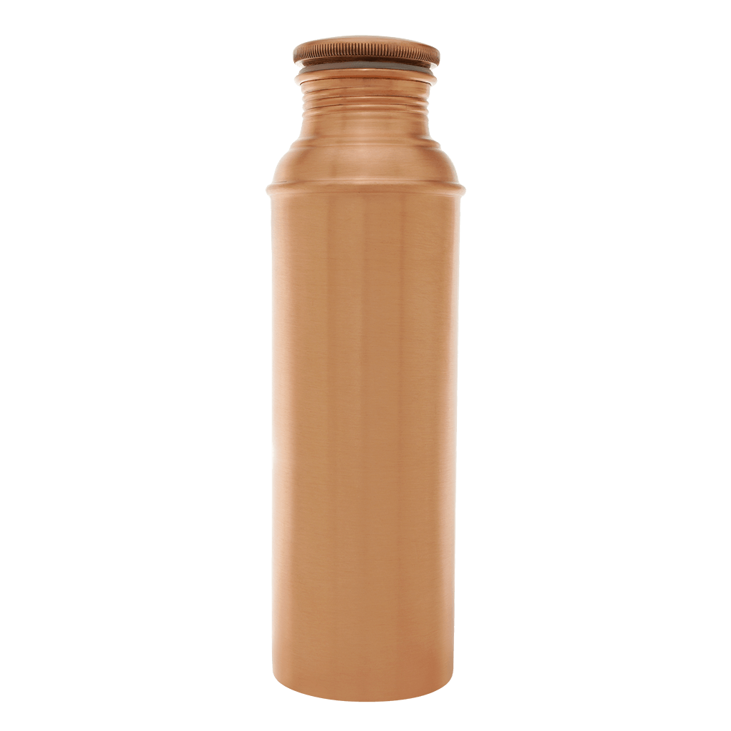 Ayurvedic Copper Bottle - Ether 950ml The Naturalist You