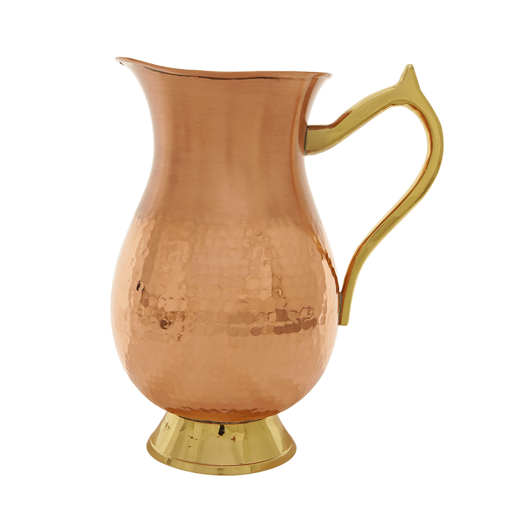 Ayurvedic Copper Jug The Naturalist You
